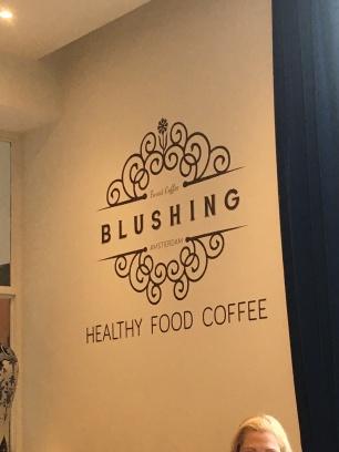 Blushing Cafe