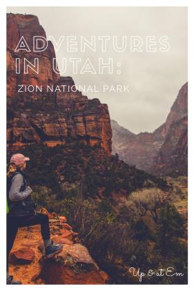 Adventures in utah